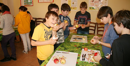 Photo: Adesso facciamo la confettura di mele