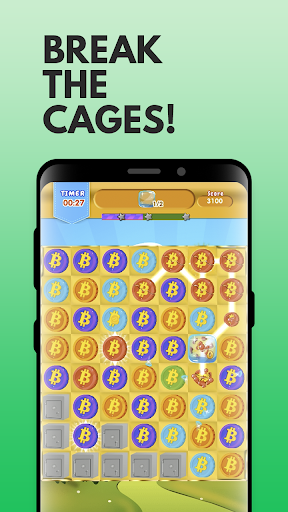 Bitcoin Blast - Verdiene ECHTES Bitcoin! Screenshots 5
