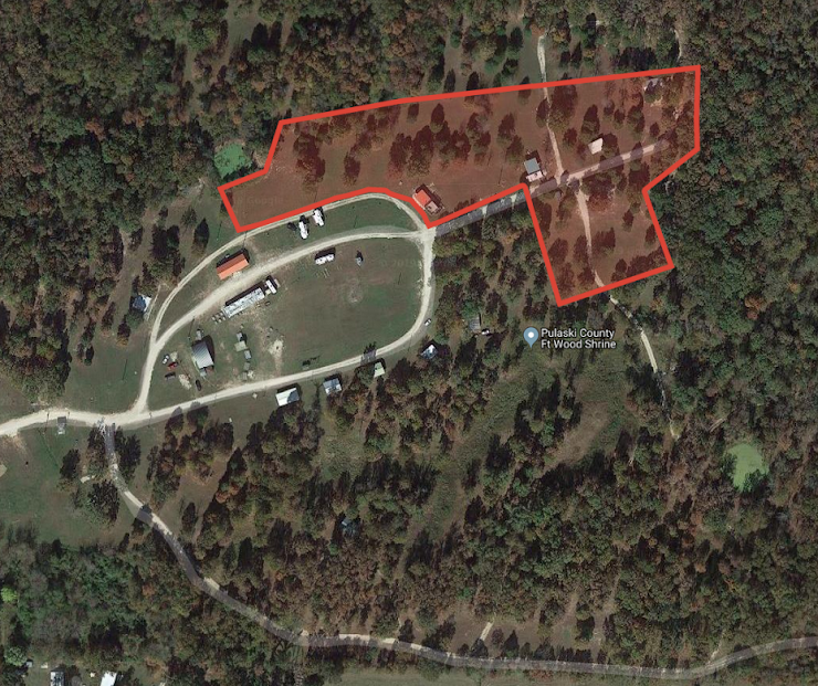 SOUND CAMP ZONE - If you want to be a sound camp, choose an area in this zone. If you don't want to be near a sound camp, pick OUTSIDE of this zone.