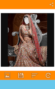 Indian Saree&Brides Photo Montages 2018 - náhled