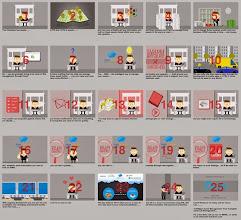 Photo: BOSSVFX | Asset Inventory - #Storyboard Design by: http://bossvfx.com