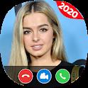 Call Addison Rae - Call/Chat Simulator icon