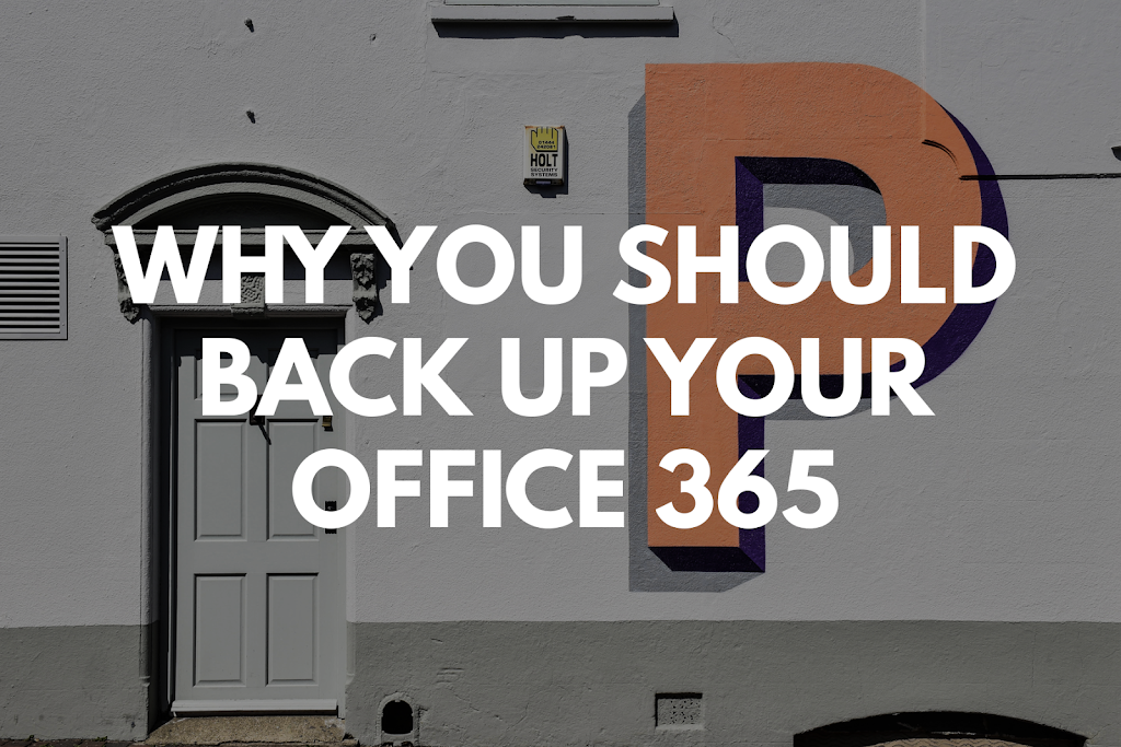 Backup Office 365