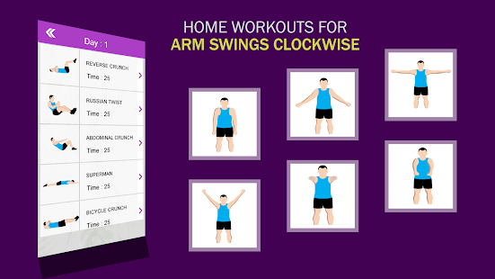 Home Workouts : GYM Body building 14