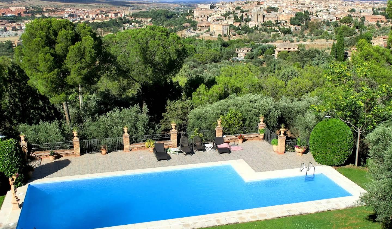 Maison avec piscine et terrasse Tolède
