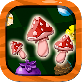 Forest Match 3 Puzzle Mania