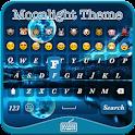 Moonlight Emoji Keyboard Theme icon