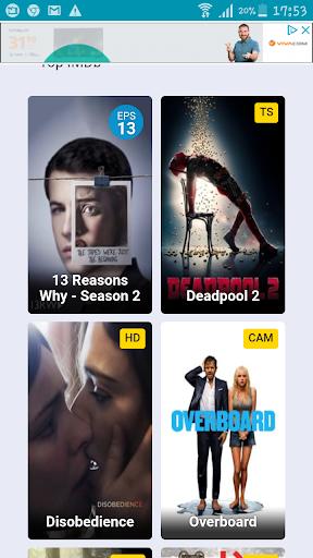 Movies Online  screenshots 2