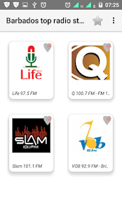 Barbados Radio - náhled