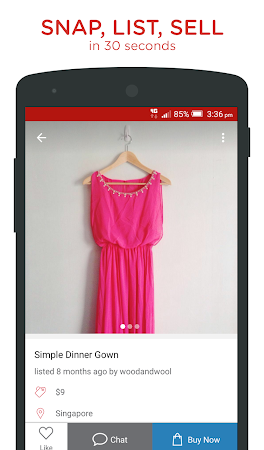 Carousell: Snap-Sell, Chat-Buy 2.1.7 screenshot 237385