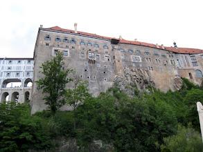 Photo: Krumlov castle