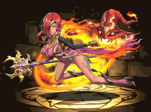 禁窟の大魔女・マドゥ