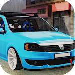 Car Racing Dacia Game Icon