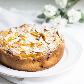 Frangipane Tart with Oranges Recipe