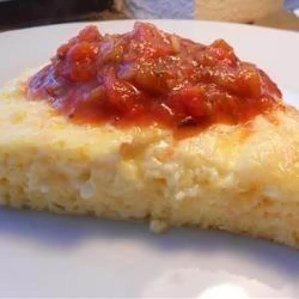 Cheesy Baked Eggs Recipe