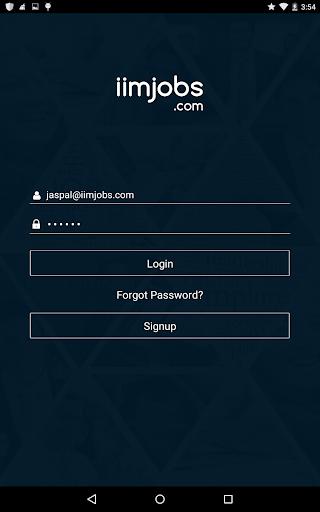 iimjobs Recruiter App