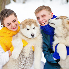 Wedding photographer Anastasiya Karaleva (karaleva90). Photo of 23.12.2015