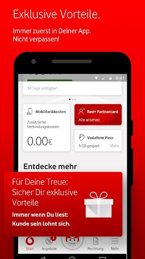 MeinVodafone  screenshots 4