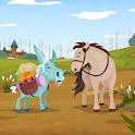 Kila: The Horse and the Donkey icon