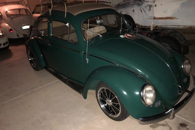 1954 vw oval window ragtop Hire AZ 86406