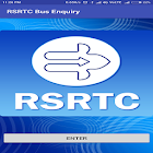 RSRTC Bus Enquiry icon