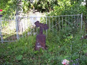 Photo: Торопово. Надгробие Наталии Чистяковой - жены о. Иоанна Чистякова