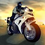 Police Motorcycle Crime Sim