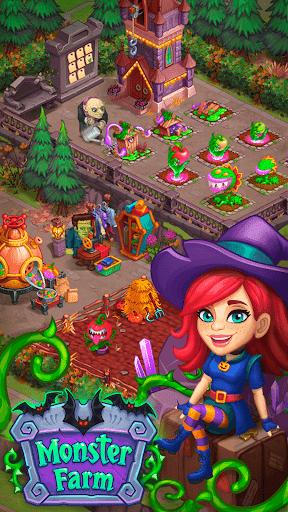 Monster Farm: Happy Halloween Game & Ghost Village 1.17 screenshots 9