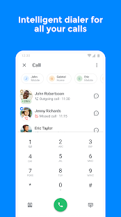 Truecaller: Caller ID, block robocalls & spam SMS Screenshot