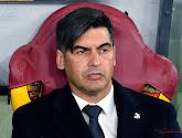 """La Roma heureuse : """"C'est une grande victoire face à l'une des meilleures équipes d'Europe"""""""