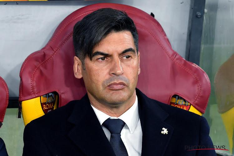 OFFICIEL: La Roma va se séparer de son entraîneur