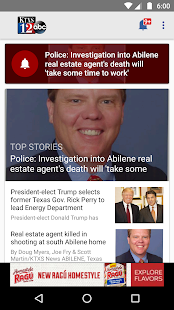 KTXS - News for Abilene, Texas- screenshot thumbnail