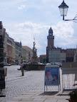 Obermarkt mit Georgsbrunnen