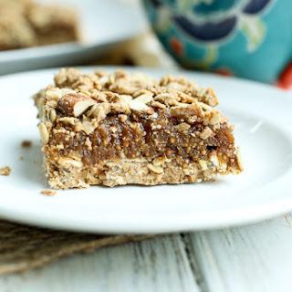 Oatmeal Fig Bars (Vegan and Gluten-Free).