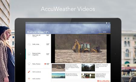 AccuWeather Platinum Screenshot 10