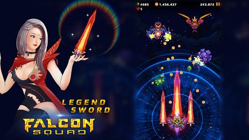 Galaxy Shooter - Falcon Squad modavailable screenshots 8