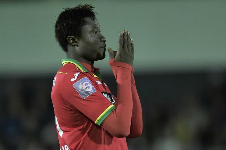 Elimane Coulibaly retrouve un club en Belgique!