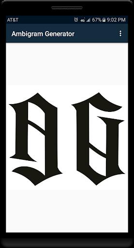 Ambigram Studio 2.0 1.2 screenshots 5