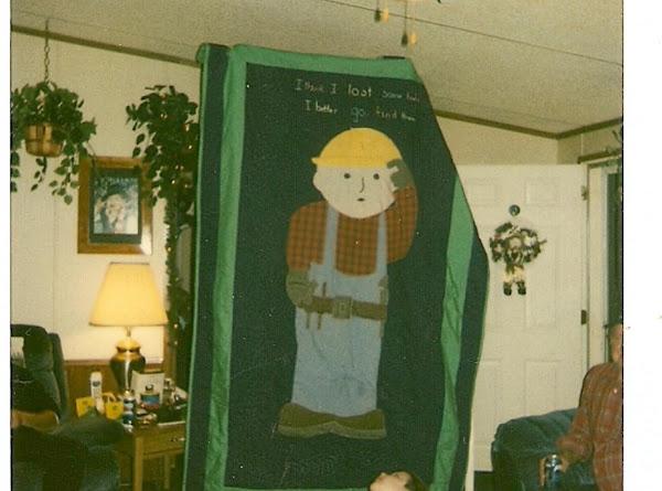 Bob The Builder Quilt Recipe