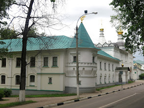 Photo: Борисоглебский монастырь. XII век.