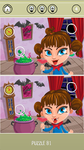 Spot the differences for kids apkpoly screenshots 23