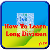 How To Learn Long Division