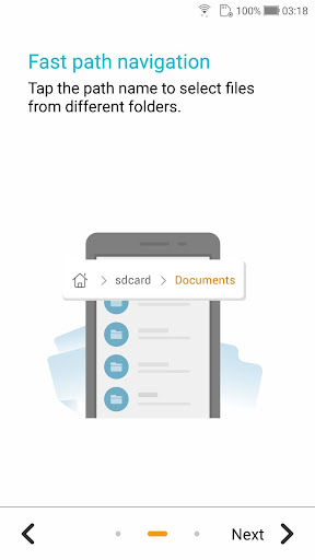 File Manager 2.0.0.397_180123 screenshots 2