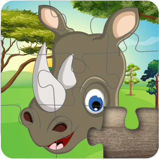 Cute Animal Jigsaw Puzzles for kids & toddlers 🦁 file APK for Gaming PC/PS3/PS4 Smart TV