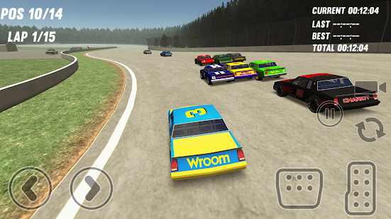 thunder racing game download