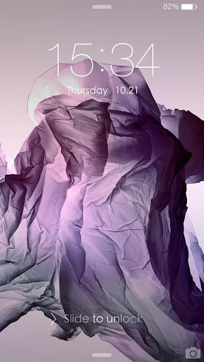 iDO Lock screen for OS9