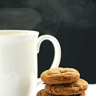 Super-Soft Gingersnap Cookies