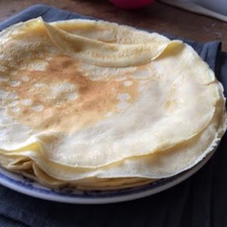 Basic Crepe.
