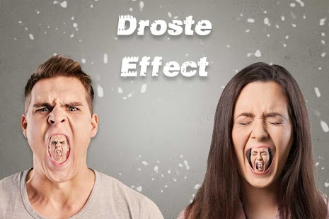 droste effect photo editor - náhled