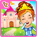 👸 My Princess Town - Doll House Games for Kids 👑 icon